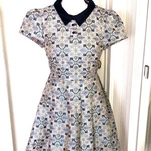 ModCloth Typist dress